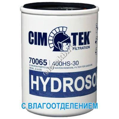 Картридж для фильтра CIM-TEK 400-HS-30, арт. 70065 (Qmax=90 л/мин; 30 мкм; с влагоотделением)