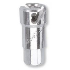 """Насадка смазочная для байонетных пресс-масленок Ø9,9 мм GROZ HC/13/B, арт. 43530 (1/8"""" BSPT, 204 атм)"""