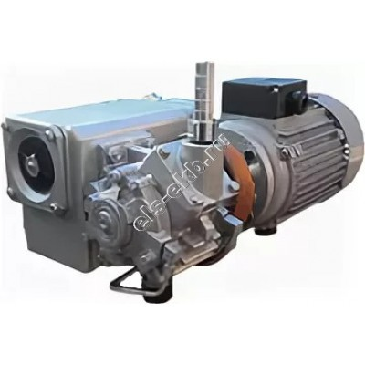 Насос вакуумный АМПИКА ВНА-10 380В (Qmax=167 л/мин; 380В)