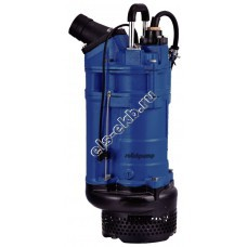 Насос дренажный SOLIDPUMP 50TBZE1,5 с рубашкой охлаждения и интеллектуальной системой управления (Qmax=27 м³/час; Hmax=22 м; 380В; 1,5 кВт)