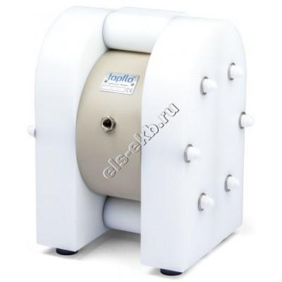 "Насос мембранный пневматический TAPFLO T400 PTT (Qmax=400 л/мин; Pmax=8 бар; 2"" BSP)"