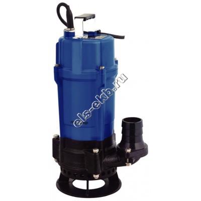 Насос дренажный SOLIDPUMP 50PDM0,55F с агитатором и поплавковым выключателем (Qmax=13,2 м³/час; Hmax=12,5 м; 220В; 0,55 кВт)