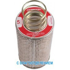 Картридж для фильтра FG-100. FG-100G GESPASA, арт. 660708001 (Qmax=105 л/мин; 5 мкм; с влагоотделением)