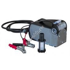 Насос лопастной ADAM PUMPS DC-TECH12-40, арт. DC402200 (Qmax=40 л/мин; 12В)