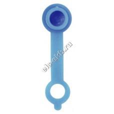 Колпачок защитный для конических пресс-масленок синий GROZ CAP/GFT/BU/ST50, арт. 46703
