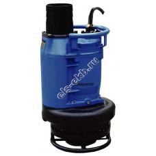 Насос шламовый SOLIDPUMP 200TBS15 с рубашкой охлаждения и агитатором (Qmax=372 м³/час; Hmax=22 м; 380В; 15,0 кВт)