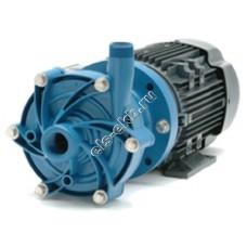 Насос центробежный с магнитной муфтой FINISH THOMPSON DB-10P с э/д 1,1 кВт (полипропилен (PP); Qmax=20 м³/час; Hmax=14 м; 380В; 1,1 кВт)