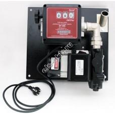 Мини АЗС для дизельного топлива BENZA 24-220-57Р (Qmax=57 л/мин, 220В)