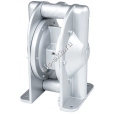 """Насос мембранный пневматический TAPFLO TX120 ATT (Qmax=120 л/мин; Pmax=8 бар; 1"""" BSP; с поворотными патрубками 180°)"""