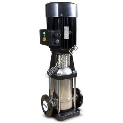 Насос многоступенчатый CNP CDL2-7, арт. CDL2-7F1SWPC (Qmax=3,5 м³/час; Hmax=63 м; 380В; 0,75 кВт; чугун, t≤70°C)