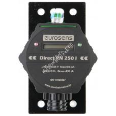 Счетчик электронный МЕХАТРОНИКА Eurosens Direct PN A 100 I (0,017-1,67 л/мин; автономный, c импульсным выходом; дизтопливо)