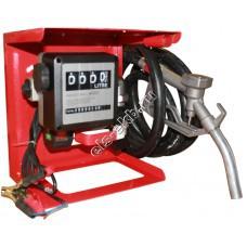 Мини АЗС для дизельного топлива АМПИКА TB-40 DC24 (Qmax=35 л/мин; 24В)