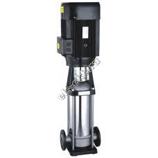 Насос многоступенчатый CNP CDL20-5, арт. CDL20-5F1SWPC (Qmax=28 м³/час, Hmax=67 м, 380В, 5,5 кВт, чугун, t≤70°C)
