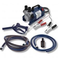 Комплект переносной для дизельного топлива электрический MARCO VP45-K 12V, арт. 16602412 (Qmax=45 л/мин, 12В)