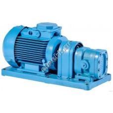 Насос шестеренный БГ 11-11А (Qmax=0,3 м³/час; Pmax=5 атм; 0,25 кВт; 380В)