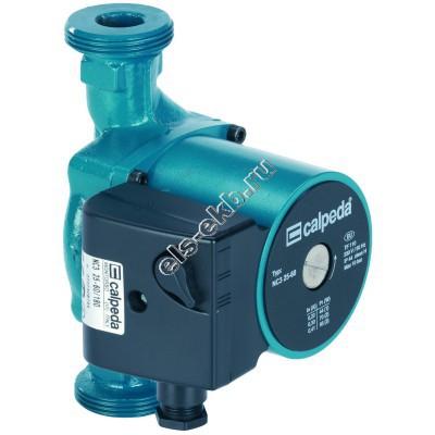 Насос циркуляционный для отопления CALPEDA NC3 32-80/180 (Qmax=9,4 м³/час, Hmax=7,3 м, 206/185/120 Вт)