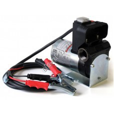 Насос лопастной поверхностный для дизельного топлива электрический ADAM PUMPS ECOKIT 0 24-40, арт. ECO 0404200 (Qmax=40 л/мин, Hmax=13 м, 24В, самовсасывающий)