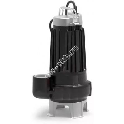Насос фекальный погружной PEDROLLO MC 10/45-N (Qmax=36 м³/час, Hmax=12 м, 380В, 0,75 кВт, кабель 10 метров)