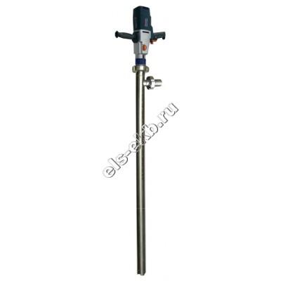 Насос бочковой электрический АМПИКА ВНП-1 (1,3 кВт 220В) (Qmax=14 л/мин; Hmax=30 м; 220В)