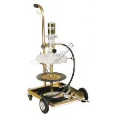 Система раздачи смазки пневматическая LUBEWORKS, арт. 1700512 (50:1; для емкостей 20 л)