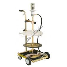 Система раздачи смазки пневматическая LUBEWORKS, арт. 1700524 (50:1; для емкостей 50 л)
