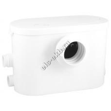 Насос-измельчитель санитарный для туалета JEMIX STP-400 LUX (Qmax=145 л/мин; Hmax=8 м)